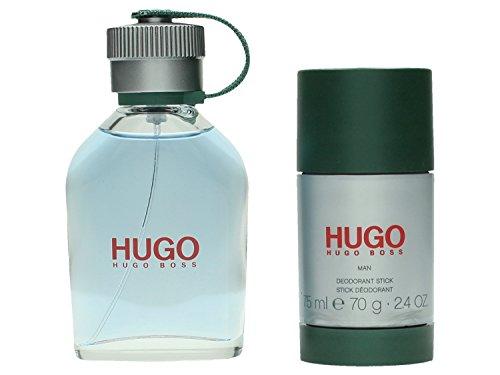Hugo Boss Geschenkset homme/men (Eau de Toilette Vaporisateur/Spray 75ml, Deodorant Stick 75ml)