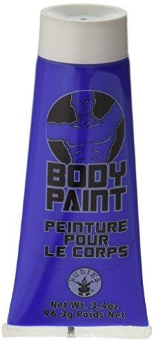 Forum Novelties 3.4 Oz Blue Fx Washable Body Face Paint Sports Fan...