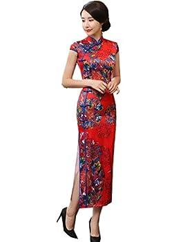 Shanghai Story Short Long China Qipao Chinese Traditional Dress Cheongsam 4 153