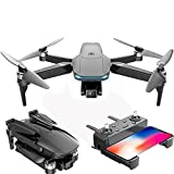 JJDSN Mini Drone with Camera,Brushless Motor GPS Drone, 4K Gimbal High-Definition Aerial Quadcopter A Gift for Children