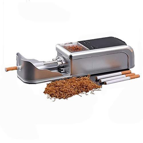 LONSID Máquina roladora de Cigarrillos Inyector automático eléctrico Máquina para fabricar Rodillos de Tabaco, cómodas bielas y Alfombrillas Antideslizantes, Hacen de Todos un Gran Operador