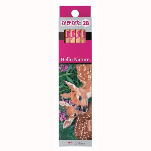 Dragonfly pencil writing pencil KB Hello Nature WD2B (japan import)