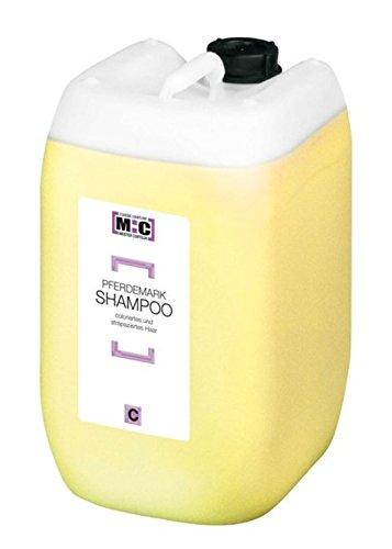 Meister Coiffeur Pferdemark Shampoo C 1 x 5000 ml für coloriertes und strapaziertes Haar von M:C