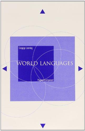 Student In-Text Audio CD: Used with ...Brown-Conversaciones Creadoras (Spanish Edition)
