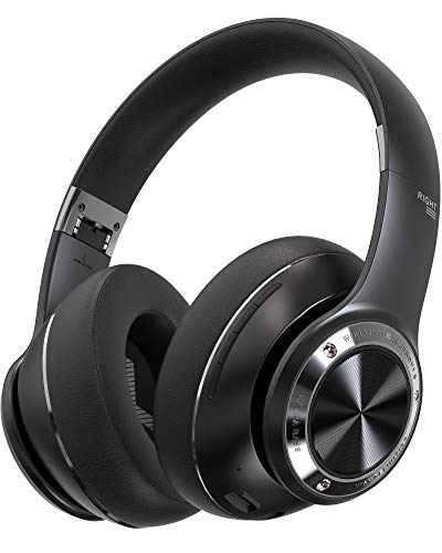 Picun Wireless Headphones Bluetooth Over Ear Headset, 80Hrs Playtime, Quick...