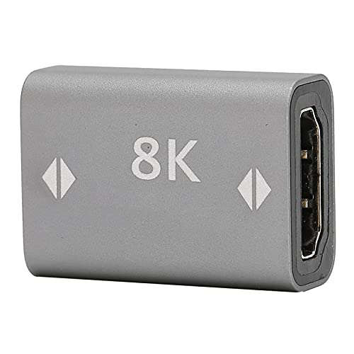 8K 60Hz Adapter Extender HD Multimedia Interface Adapter Extender 8K 60Hz Extender Voor Laptop Desktop Game Consoles…