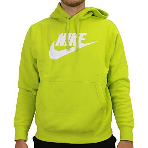 Nike Herren BV2973-308 Kapuzenpullover, Verde, M