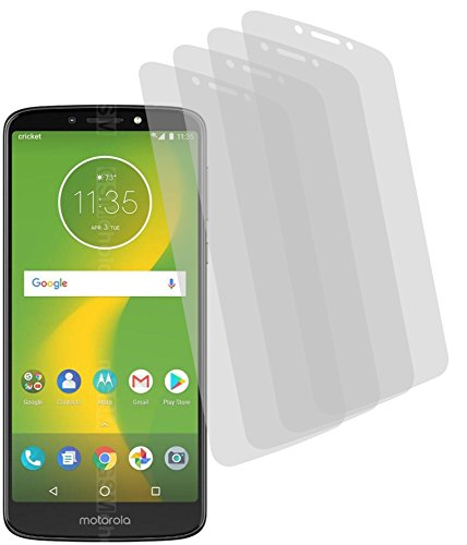 4ProTec I 4X ANTIREFLEX matt Schutzfolie für Motorola Moto E5 Supra Bildschirmschutzfolie Displayschutzfolie Schutzhülle Bildschirmschutz Bildschirmfolie Folie