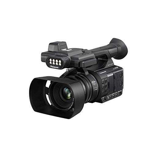 Filmadora Panasonic AG-AC30 Full HD AVCCAM LCD Touch Screen e Iluminador de LED