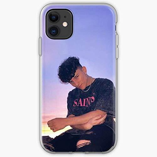 Cajas de teléfono Pure ClearOndrea Ondreaz Hype Jaden Lopez Tiktok Brothers Hossler House Tony Bordes de TPU suave compatibles con iPhone 12/11 Pro Max 12 mini SE X / XS Max XR 8 7 6 10s Plus Case