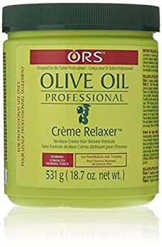 ORS Olive Oil Professional Creme Relaxer Extra Strength 18.75 Ounce  Pack of 1
