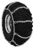 Security Chain Company 1064355 ATV Trac V-Bar Tire Traction Chain, 1 pair