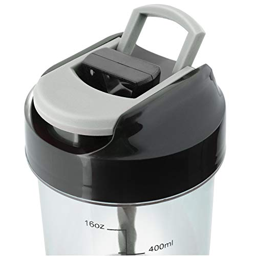 Haans Cyclone Protein Shaker Bottle for Gym