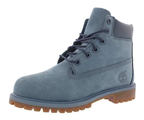 Timberland Unisex-Erwachsene 6 In Premium Wp Boot A1o8d Klassische Stiefel, Blau (Orion Blue), 36 EU