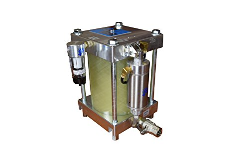 Drain All RH50-0LAAA Rust Handler, Pneumatic Zero-Loss Drain Trap for Use with Compressed Air Systems, Aluminum