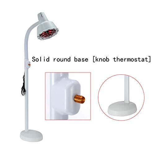 XBAO Infrarotlampe wärmelampe,rotlichtlampe waermelampe,Infrarot lichttherapie,infrarotlampe wärmelampe mit standfuß mit standfuß Hause Pflege Schönheits-Glühbirnen