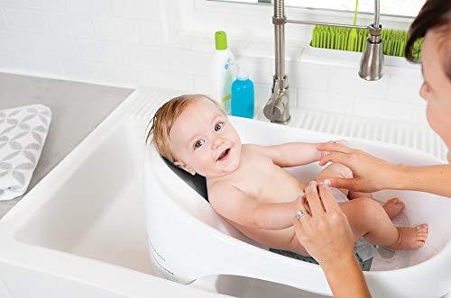 Boon SOAK 3-Stage Bathtub - Gray