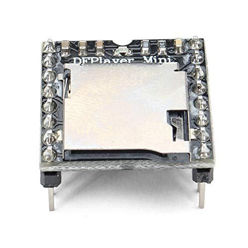 For car 3 STÜCKE DFPLAPLYER MINI MP3-Player-Modul MP3-Voice-Audio-Decoder-Board Förderung TF-Karten-U-Disk-IO / serielle Port / Anzeige für Arduino - Produkte, die mit verschriebenen Arduino-Boards ar