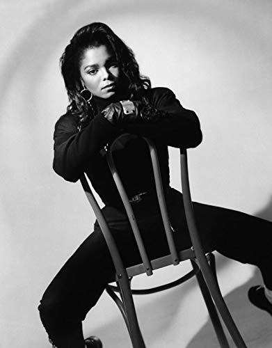 Janet Jackson rhythm nation hot poster 12 x 12 inches poster Serene collections