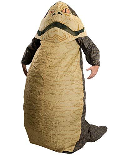 Rubies Deutschland 3 888746 - Jabba The Hutt, Inflatable Costume