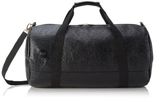 Mi-Pac Gold Duffel, Bolsa de Viaje, 50 cm, 30 litros, Ostrich Black