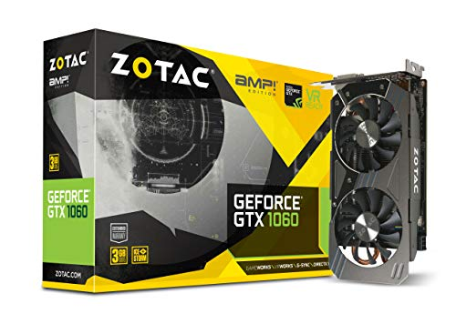 Zotac GTX 1060 AMP! Edition 3 GB