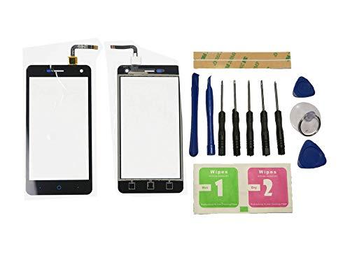 Flügel für ZTE Blade L3 Touchscreen Display Digitizer Glas Schwarz Bildschirm Frontglas (Ohne LCD) Ersatzteile & Werkzeuge & Kleber