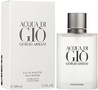 Acqua Di Gio Eau De Toillette Spray - 3.4 Oz