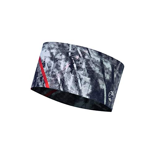 Buff Erwachsene Coolnet Uv+ Headband, City Jungle Grey, One Size