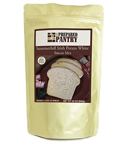 The Prepared Pantry Summerhill Irish Potato White Bread Mix; Single Mix; For Bread Machine or Oven