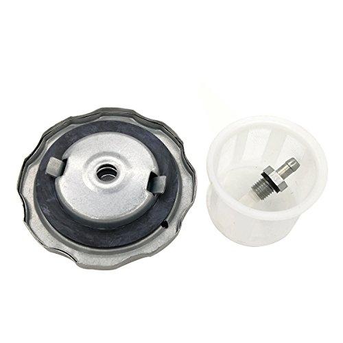 Cancanle Kraftstofftankdeckel Kraftstofftankfilter Gelenkfilter Kit Für Honda GX270 GX340 GX390 Generator Motor