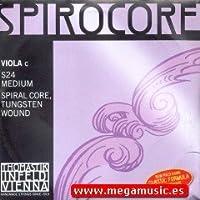 CUERDA VIOLA - Thomastik (Spirocore/S24) (Wolframio) 4ェ Medium Viola 4/4