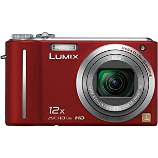Panasonic Lumix DMC-ZS3 10MP Digital Camera with 12x Wide Angle MEGA Optical Image Stabilized Zoom and 3 inch LCD (Red) (B0021Y4XHY)   Amazon price tracker / tracking, Amazon price history charts, Amazon price watches, Amazon price drop alerts