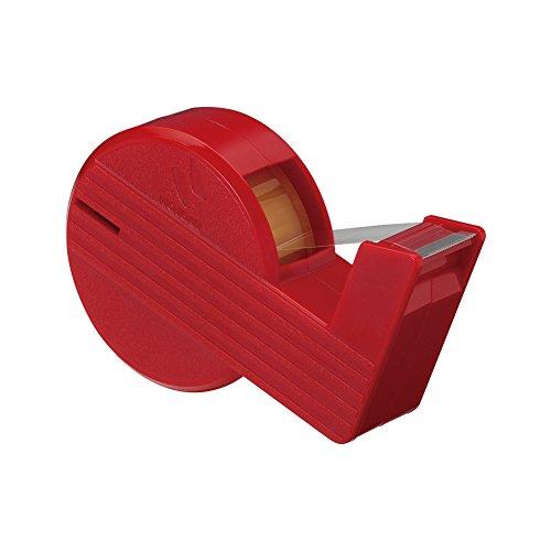 ニチバン セロテープ セロハンテープ 直線美mini 15mm CT-15SCB1 赤