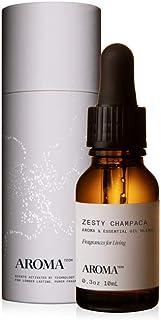 AromaTech Zesty Champaca Aroma Oil for Scent Diffusers, Premium Aroma Oil, 100% Pure Diffuser Blend Champaca Leaves, Cedar...