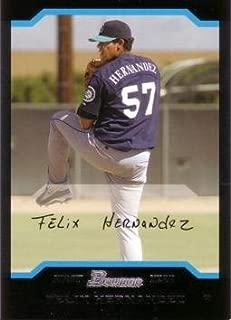 felix hernandez rookie card