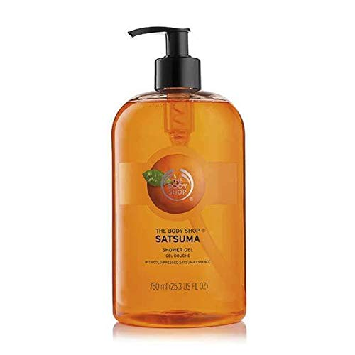 The Body Shop Satsuma Duschgel 750ml Shower Gel Orange