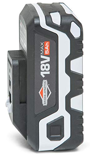 Briggs & Stratton 18V Lithium-Ionen-Akku 5.0Ah Akku für Murray 18V, mit USB-Adapter, 883253