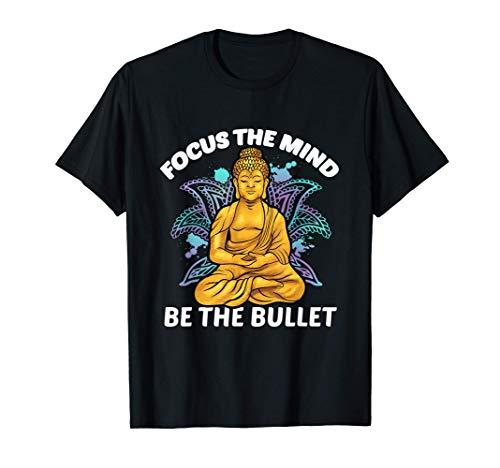 Yoga Buddha Meditating Zen Yogi Meditation Namaste Buddhist Camiseta
