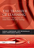 The Transfer of Learning