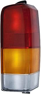 Sherman OE Replacement Jeep Cherokee/Wagoneer Passenger Side Taillight Assembly (Partslink Number CH2801128)