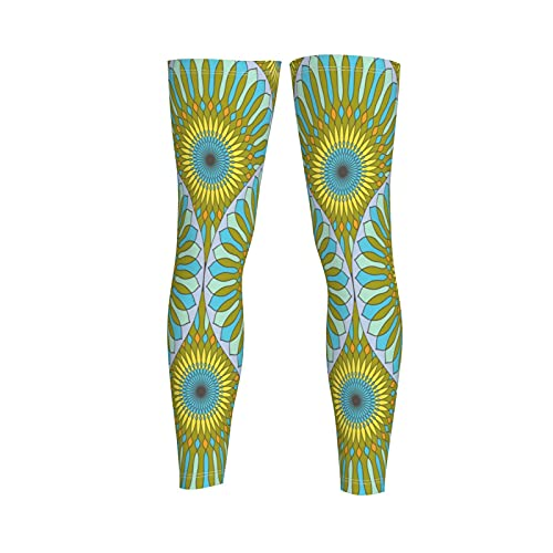 ZXZNC Full Leg Knee Calf Thigh Compression Sleeve...