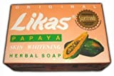 BEST DEAL ON AUTHENTIC LIKAS PAPAYA SOAP-5 PACK