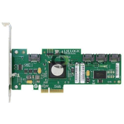 HP LSI Logic SAS3041E 4SAS Ports PCI-E Controller Adapter 510359–001