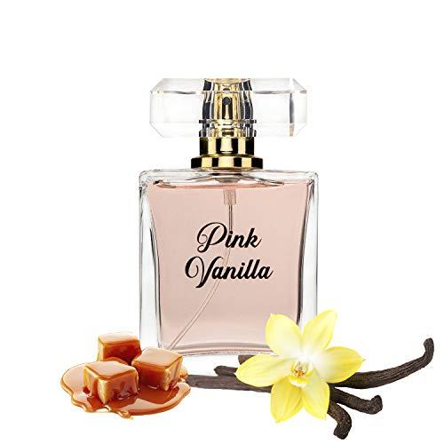 SERGIO NERO • Parfum de Toilette für Damen Pink Vanilla 50 mL (1,7 fl.oz.) • Ein Gourmet- und Puderduft für sie