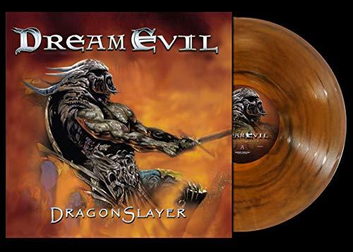 Dragonslayer (Trans Orange/Black Marble Vinyl) [Vinilo]