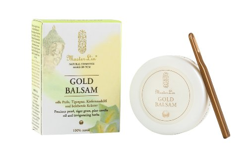 Master Lin Gold Balsam, 1er Pack (1 x 18 g)