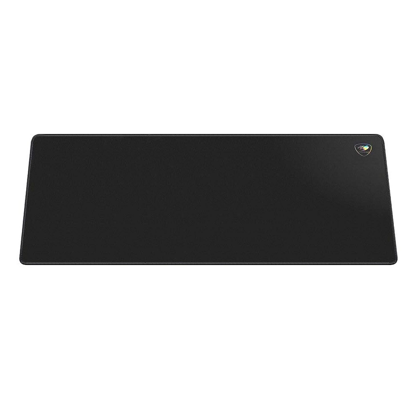湿気の多いコンピューターアロングCOUGAR ゲーミングマウスパッド Control EX Gaming Mouse Pad XLサイズ 適度な抵抗感 滑り止め機能 3㎜厚 CGR-CONTROL EX XL 【国内正規品】