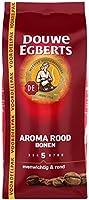 Douwe Egberts Koffiebonen Aroma Rood Voordeelverpakking (2.7 Kilogram, Intensiteit 05/09), 3 x 900 Gram