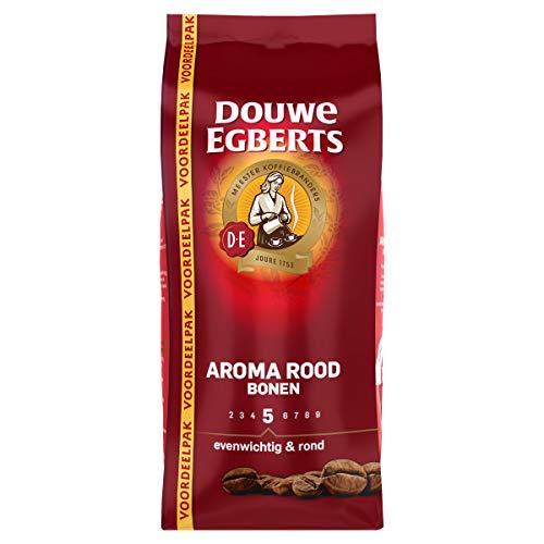 Douwe Egberts Aroma Rood Koffiebonen, 3 x 900 Gram